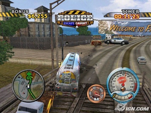 Juegos de Camiones Big Mutha Truckers 3