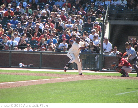 'Pablo Sandoval at bat' photo (c) 2010, Aunti Juli - license: http://creativecommons.org/licenses/by/2.0/