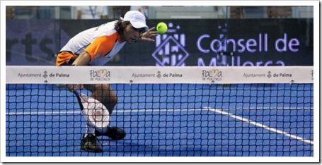 Resultados de 1/18 final en el Bwin PPT Ciudad de Palma. Cepero y Tamame ya en cuartos.