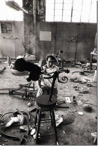 Dennis Hopper. Courtesy Tony Shafrazi Gallery. Jean Tinguely.
