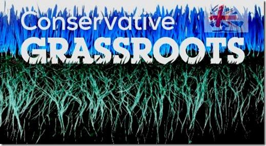 Grassroots Conservatives banner