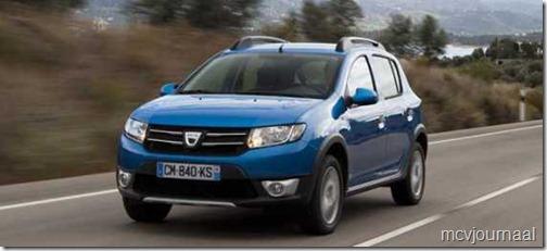 Dacia Sandero Stepway 2013 87