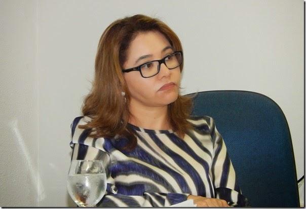 Ana Cláudia Saraiva - Presidente da Adepol - Foto Juliana Manzano
