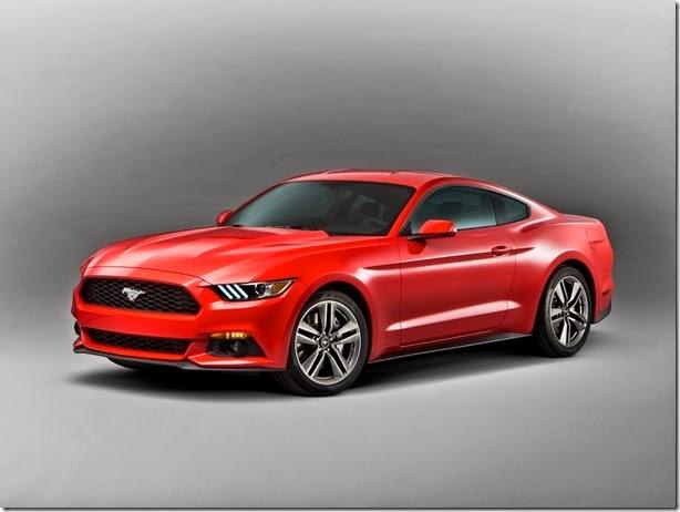 Produção do Mustang