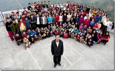 cea mai numeroasa familie