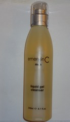 emerginC Liquid Gel Cleanser For Men