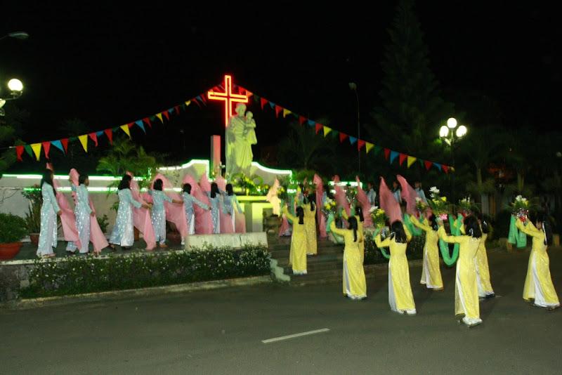 Giáo xứ Tuy Hòa mừng bổn mạng Thánh Giuse