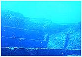 monoliths underwater japan