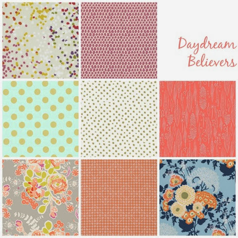 summer 2014 daydreambelievers fabric