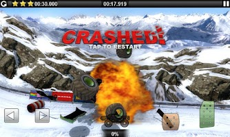 Screenshot of Offroad Legends Xperia Edition