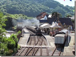 Llangollen Steam Train 052