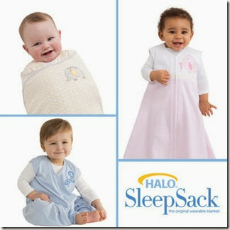 5. Halo SleepSack Collage