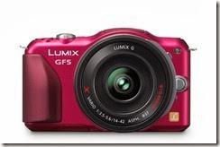 Panasonic Lumix DMC-GF5 yang Lebih Akurat