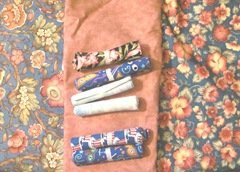 Cape Cod Columbus weekend 2012.fabrics from Tumbleweeds on Friday