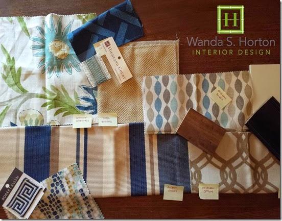 Cleveland OH project Wanda S. Horton Interior Design