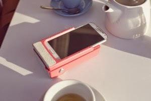 Prynt : une coque pour smartphone qui imprimera des photos