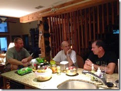 Jason, Dick, Brian