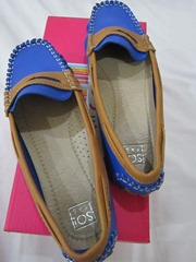 so fab blue loafers, bitsandtreats