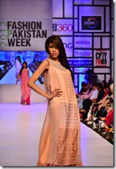 Pakistan's third fashion week FPW 3 20123