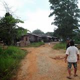写真6 : Kpg. Pisang のイバン・エリア
