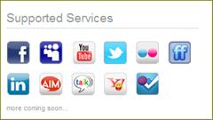 บริการทุก social network