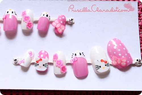 Priscilla review Felize nail art 16