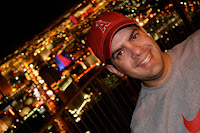 Jason atop the stratosphere