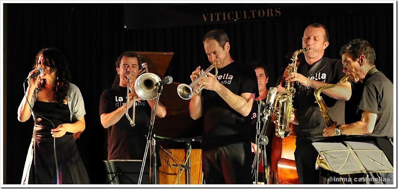 La Vella Dixieland, Vilafranca del Penedès 2012