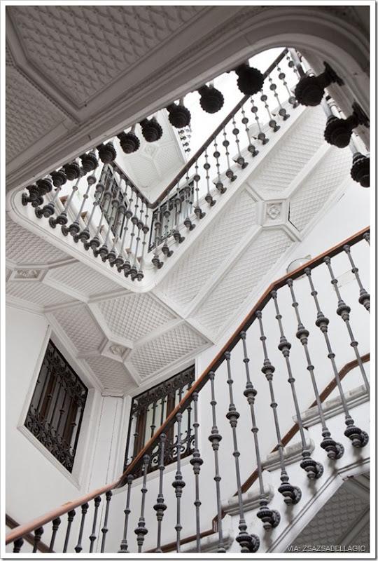 ZSAZSA STAIRS