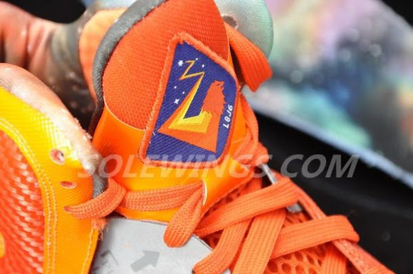 Detailed Look at Nike LeBron 9 AllStar Edition aka 8220Galaxy8221
