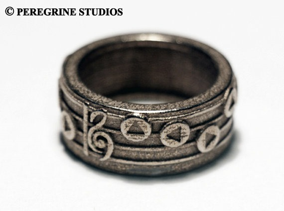 Zelda Songring - Ocarina of Time Collection from Peregrine Studios