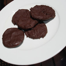 Gluten-Free Chocolate Mint Cookies