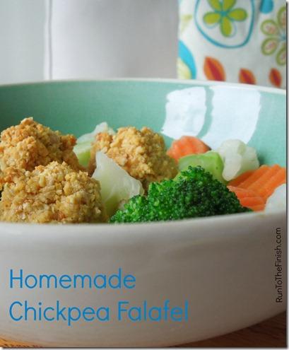 Easy Chickpea Falafel Recipe