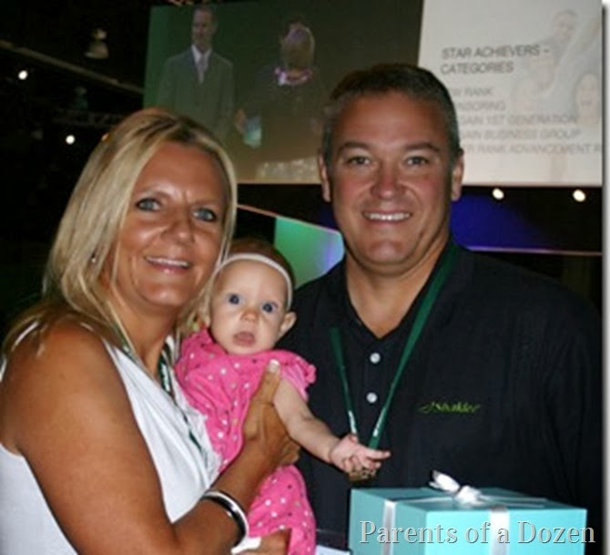 Shaklee Convention 2011 Doug, Sharon and Mary