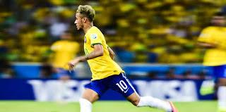 Brésil – Fred : «Neymar est notre crack»