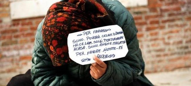 Δραματική αύξηση της φτώχειας στην Ιταλία