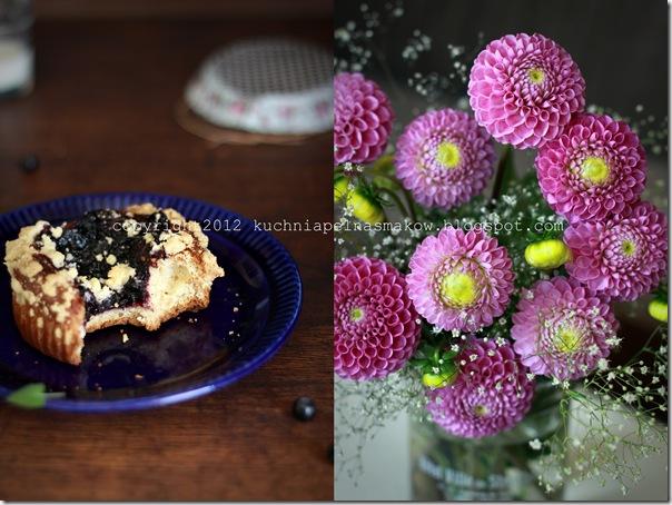 orkiszowa drożdzówka z jagodami2