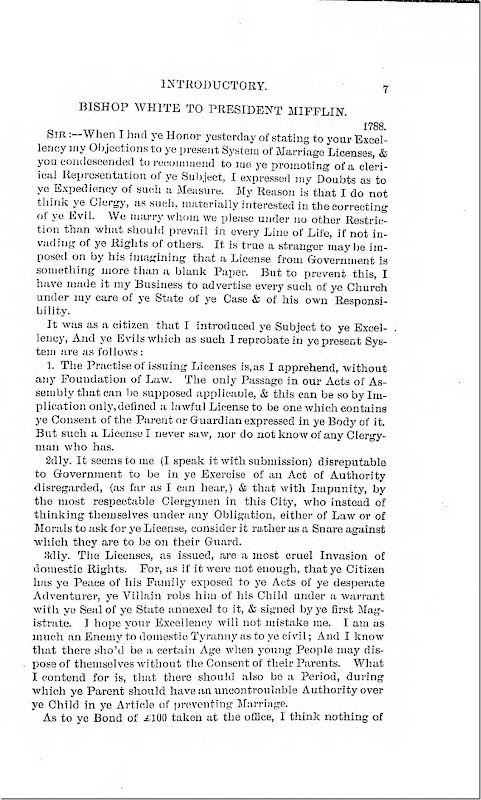 Pennsylvania Archives Series 2 Volume 2 Introduction Page 7