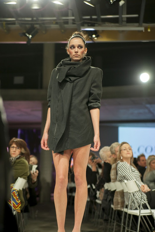 Anthony Capon – a.concept at FASHFEST Canberra 2013