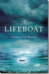 book cover of The Lifeboat by Charlotte Rogan
