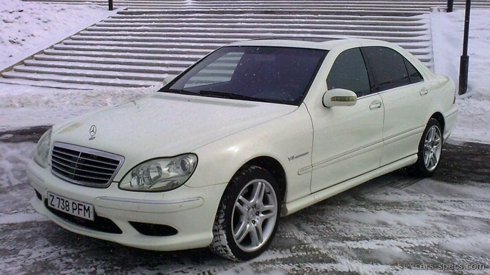 2003 mercedes benz s class s55 amg specifications for 2003 mercedes benz s55 amg