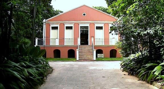 Museu de História Emílio Goeldi, Melgaço - Parà