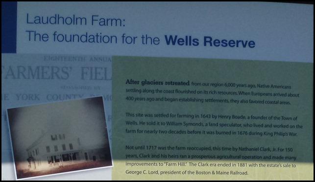 03b1 - The Wells Reserve and Landholm Farms description