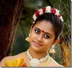 Priyaa Lal close up
