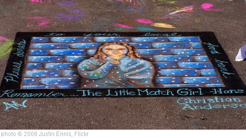 'The Little Match Girl' photo (c) 2008, Justin Ennis - license: http://creativecommons.org/licenses/by/2.0/