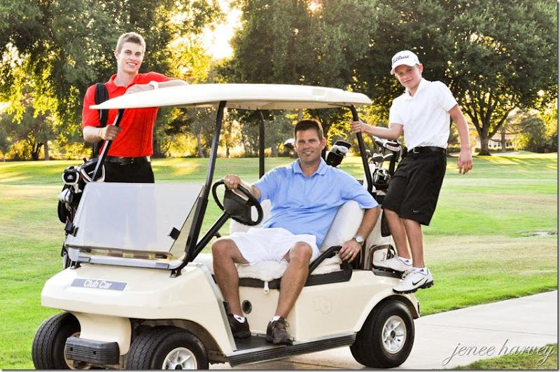 Stilwell Boys, golf-98