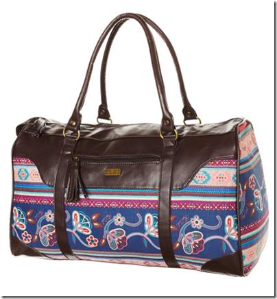 Rip Curl Sienna Weekender Bag Teaberry