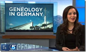 Genealogy in Germany by Tanya Papanikolas