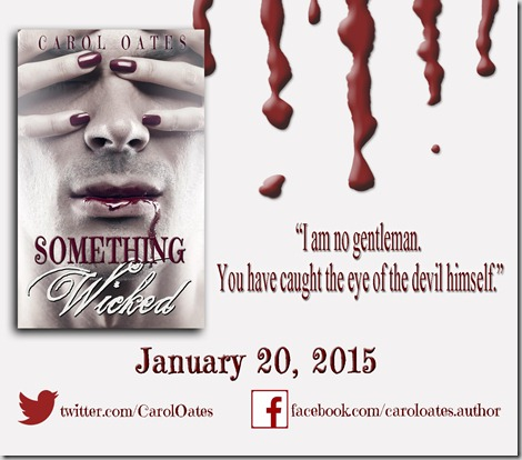 Caroloates Something Wicked Release Day
