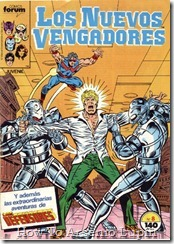 P00008 - Los Nuevos Vengadores #8